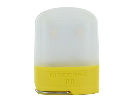 Nitecore Rechargeable Pocket Cing Lantern Lr10 nitecore lr10 rechargeable led cing lantern 250 lumens