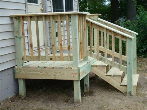 ideas  small deck designs  pinterest