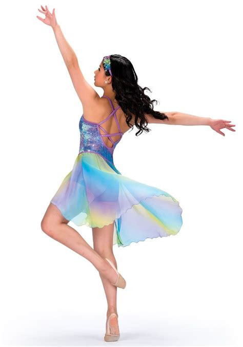 best 25 lyrical costumes ideas on pinterest dance lyrical dance costume love the colors in this skirt