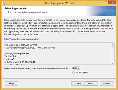 its help desk uiowa sas 9 4 installation instructions information technology