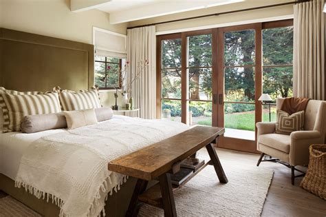 rustic chic master bedroom a rustic chic family home made for indoor outdoor living