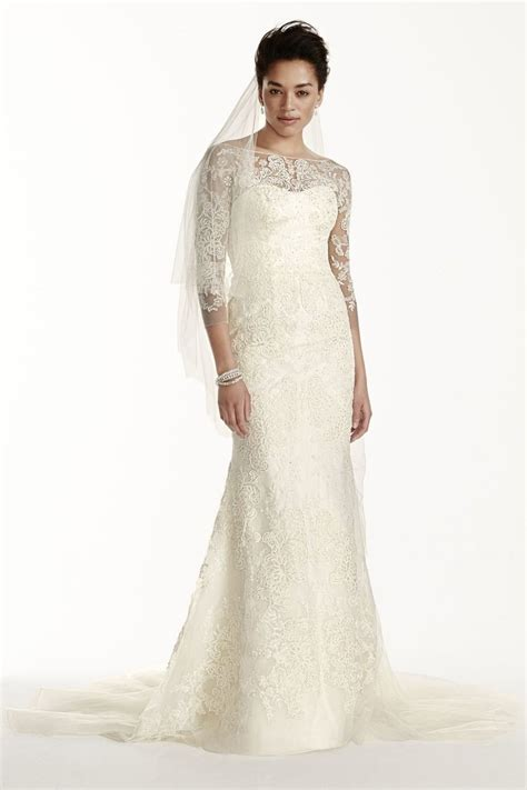 Wedding Dresses With Sleeves by 31 Wedding Dresses With Sleeves Show The Sexier Side Of