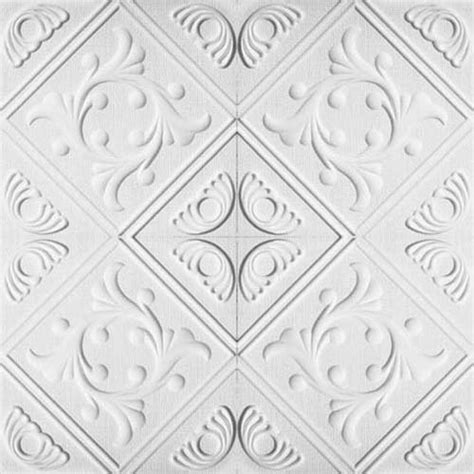 Polystyrene Ceiling Tiles Price by Anet White Styrofoam Ceiling Tiles For Glue Up Application