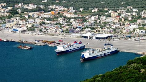 igoumenitsa porto porto igoumenitsa chiama brindisi partner per traffici