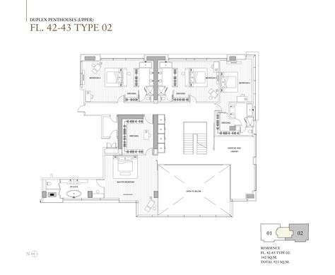 st regis residences floor plan st regis residences floor plans bangkok