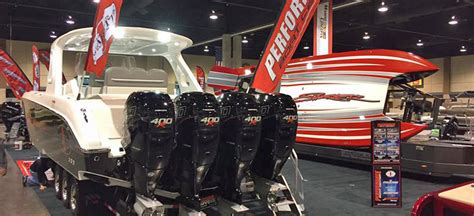 overland park boat show 2017 performance boat center going full force for miami boat show