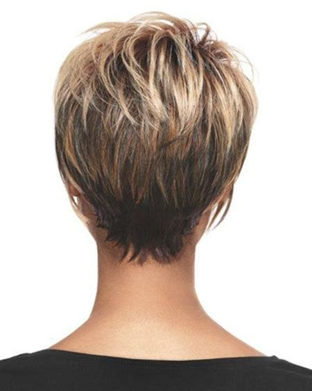 hair styles with flips for women back view of short haircuts short hairstyles 2015 2016