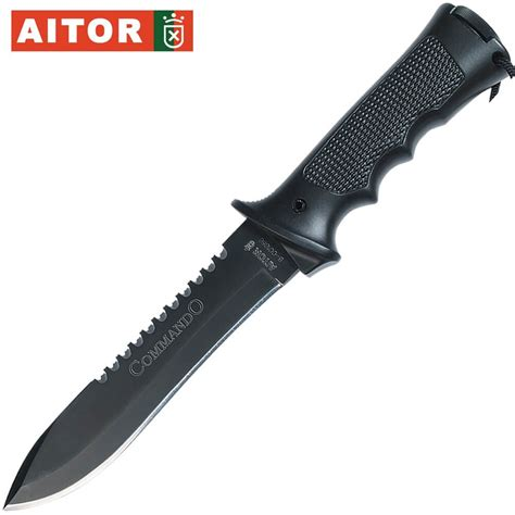 aitor knife buy the aitor commando hunters knives