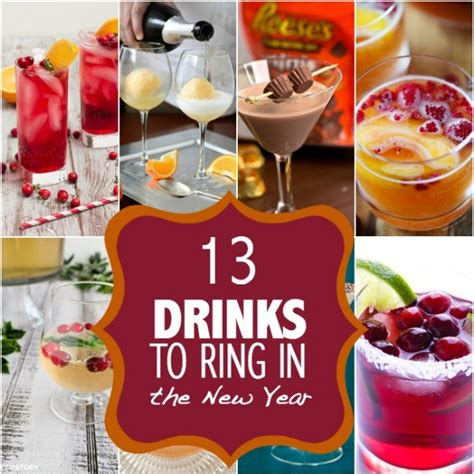 new year drink ideas 13 drinks to ring in the new year for adults spaceships