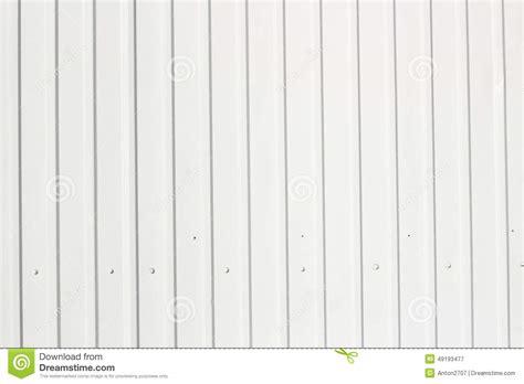 Barn Garage Designs white corrugated metal texture surface background stock