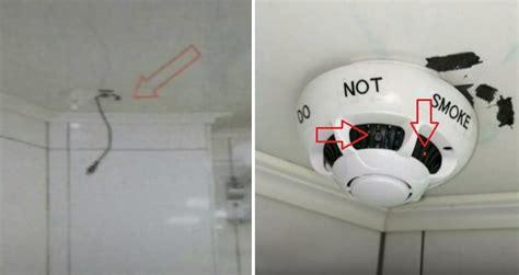 couple finds hidden camera in bedroom of airbnb home ny chinese couple finds hidden cameras inside smoke detectors