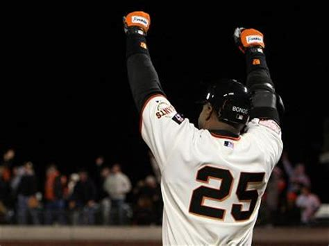 How Many Home Runs Does Barry Bonds by Steroids And The All Time Home Run List Consequences Of