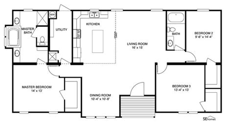manufactured home floor plan 2006 clayton cumberland 1000 ideas about clayton homes on pinterest mobile