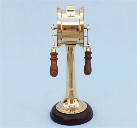 buy brass titanic engine room telegraph 18 inch