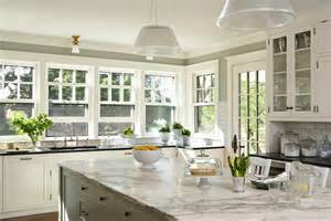 Cabinetry with glass accent cabinets timeless and traditional white