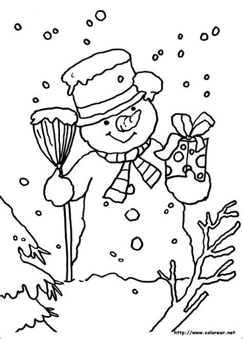 imagenes de navidad para colorear pdf dibujos para colorear de navidad