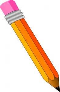 pencil clip art vector free objects vectors vectorfreak