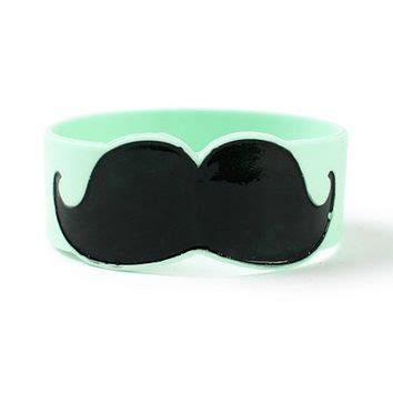 mustache rubber st best mustache clothes products on wanelo