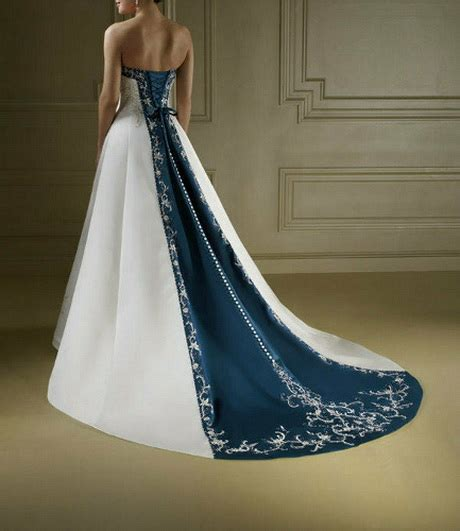 Brautkleider Mit Farbe by Hochzeitskleid Farbe