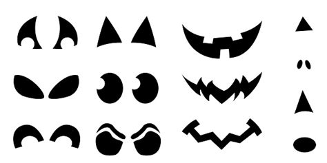 jack o lanterns templates free download top 100 jack o lantern faces patterns stencils ideas