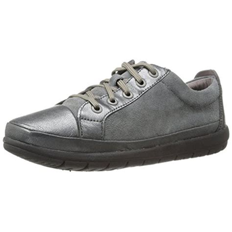 gray oxford shoes womens easy spirit 8248 womens canisa gray suede oxfords shoes 6