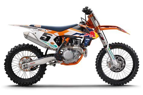 Ktm 250 Motocross 2015 Ktm Sx F Factory Editions Look 2015 Ktm 250