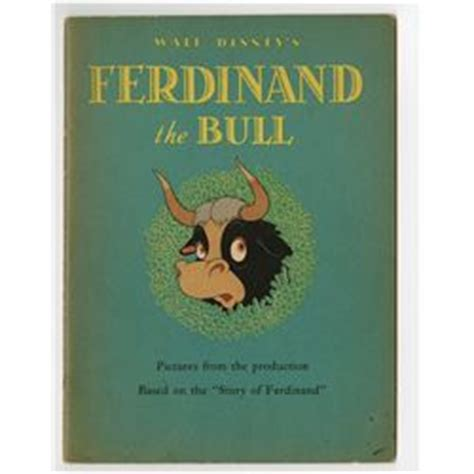 the of ferdinand books quot ferdinand the bull quot softcover book