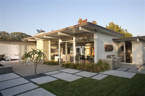 eichler house joseph eichler s vision lives on in orange eichler built 11 000 homes in california