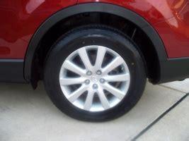 2007 mazda cx 9 tire size mazda cx 9 custom wheels 20x et tire size 235 55 r20 x et