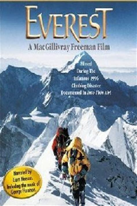 film everest synopsis everest 1998 david breashears stephen judson greg