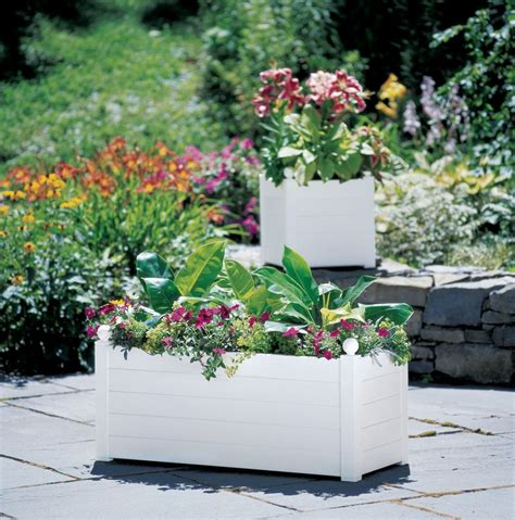 Gardeners Supply Planters 25 Best Ideas About Trough Planters On Bamboo