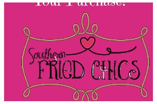 southern fried chics coupons