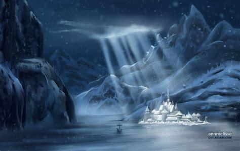 frozen wallpaper arendelle frozen kingdom of arendelle by annmelisse on deviantart