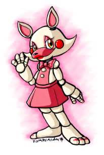 Also yes i consider the mangle a girl thanks for asking tumblr