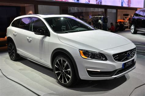 volvo cars volvo cars at auto show in los angeles world premiere of