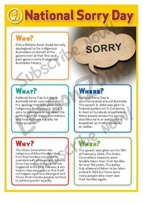 Lesson Zone Au Sorry Lesson Zone Au Saying Sorry