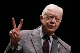 jimmy carter leads the democrat charge for anti semitism