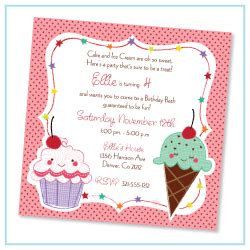 reasons to create birthday invitations through online sources