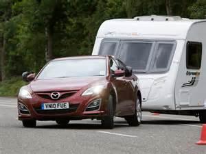mazda 6 review mazda tow cars practical caravan