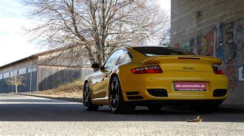 Porsche 997 Turbo Technische Daten by Porsche 997 Turbo 6 Schalter Speedgelb Dls