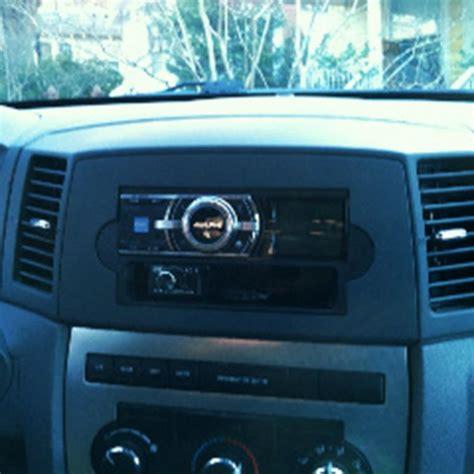 jeep grand sound system upgrade jeep car audio radio speaker subwoofer stereo