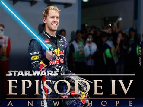 Sebastian Vettel Meme - sebastian vettel a new hope by sebastianvettel meme center