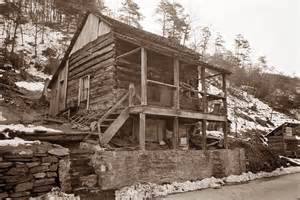 picture of the day appalachian cabin