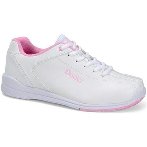 raquel iv white pink bowling shoes on sale