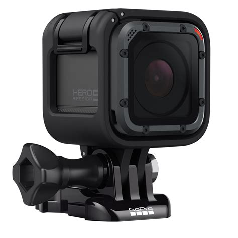 which gopro gopro unveils hero5 black and 5 session cameras and
