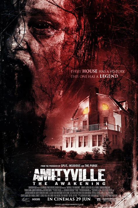 amityville the awakening amityville awakening finally gets a decent poster dread