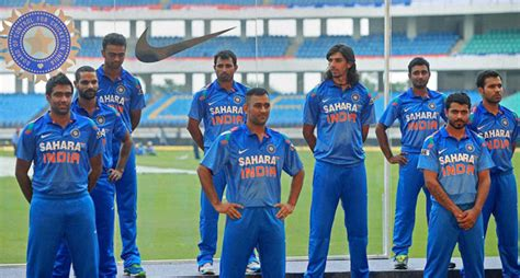 team india team india to don all new kit during australia series