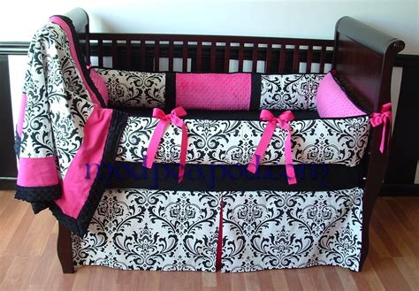damask crib bedding alexandra damask crib bedding can be made in any color