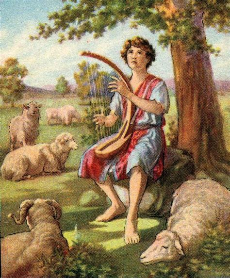 the lyre and the lambs books diary of a bible class david is anointed and