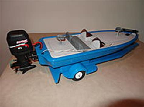 aquacraft rc bass boat aquacraft pro fisherman bass boat ep1 outboard rc groups